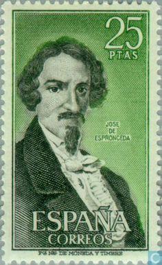 Spain [ESP] - Famous People 1972