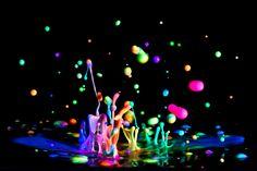 "/ Photo ""Rainbow Paint Splash"" by Patrick Latter Splash Photography, Hiking Photography, Color Photography, Color Splash, Color Pop, Paint Splats, Small Computer, Tropical Colors, Photo Story"