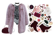 """""""caress your soul"""" by whataresporks ❤ liked on Polyvore featuring Judith Leiber, Amen., Dahlia, Gianvito Rossi, Cultural Intrigue, Assya London, Benedetta Bruzziches, For Love & Lemons, JC de Castelbajac and Chanel"""