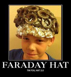 25 Tinfoil hat scapes ideas   tin foil hat, hats, tin foil