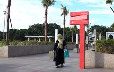 Alun-Alun Bandung Wayfinding Signage on Behance