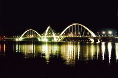 Ponte Jk Brasilia df 4 Ponte JK   Brasília DF