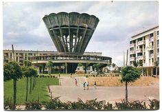 Guillaume Gillet, 1956-1960. Réservoir et marché couvert de la Guérinière, Caen