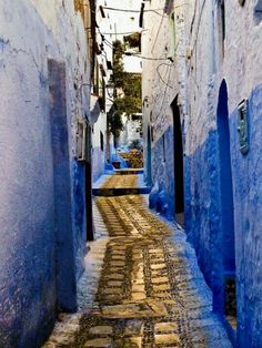 Chefchaouen MOROCCO   Listed as one of my favorite places to visit - vote for me to travel and volunteer around the globe! http://www.bestjobaroundtheworld.com/submissions/view/6797 #GetawayDiscoverGiveback #GADGB #Morocco