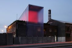 Imagen Volumetría Exterior Kunsthülle LPL / OSA | Plataforma Arquitectura