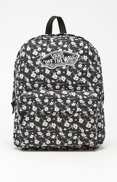 vans sunflower bag