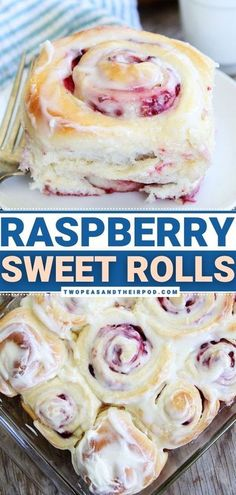 Mini Desserts, Just Desserts, Delicious Desserts, Dessert Recipes, Yummy Food, Breakfast Dishes, Sweet Breakfast, Fun Easy Breakfast Ideas, Sweet Roll Recipe