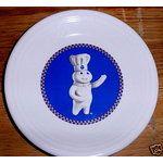 eBay Image 1 HLC FIESTAWARE PILLSBURY DOUGHBOY NOVELTY PLATE