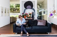 Extraordinary Routines · Louise Olsen — The Design Files | Australia's most popular design blog.