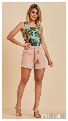LOOKBOOK 7 – Cora Canela Beachwear, Short Dresses, Summer Outfits, Trousers, Clothes For Women, Women's Clothes, Classy, Gowns, Shorts