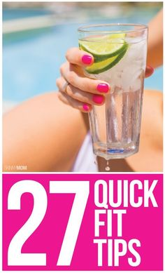 27 healthy tips you need to read.