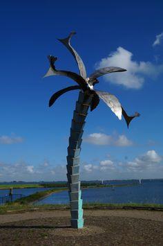 Palmvissen kop haven Middelharnis