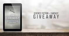 Win THE CHEMIST by Stephenie Meyer in this #SCiFi and #Fantasy #Giveaway!
