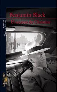 Estantes de papel: Reseña: El secreto de Christine de Benjamin Black