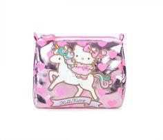 Hello Kitty Pouch: Unicorn