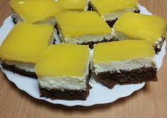 Fanta szelet | Edina Furkó receptje - Cookpad receptek Food, Essen, Meals, Yemek, Eten
