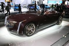 Cadillac Ciel, its beyond words amazing!