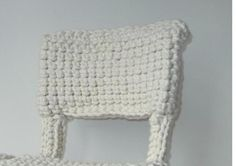 #ClippedOnIssuu from Crochet my chair exactly what I need for my second hand chair back.