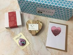 Sealed with Irish Love sends items from Irish crafters and small indie businesses. Read my February 2018 box review for details! Cheap Favors, Unique Wedding Favors, Wedding Favours Easter, Cheap Candy, Love Box, Candle Favors, Vintage Candles, Party Favors, Seal