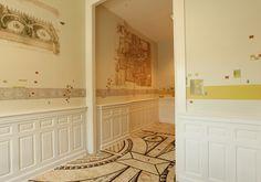 Binnenhof 1 Alcove, Bathtub, Restaurant, Flooring, Bathroom, Moon, Standing Bath, Washroom, Bath Tub