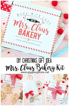 Mrs. Claus Bakery Ki