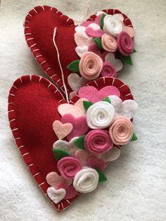 http://etsy.me/2hVubLV #feltflowers