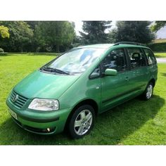 Volkswagen Sharan, 2002 (51), Manual Diesel, 110 miles - Listed by Sell it socially     GLDI9097    has been published on Sell it Socially