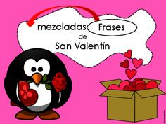 Valentines Day Spanish Mixed up Sentences from sra casado on TeachersNotebook.com -  (18 pages)  - A fun activity, 100% in Spanish, where students cut and paste to put a Valentine's Day themed sentence in order.