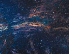 The task was straight forward - bring more dynamic and galaxy feel to the space. Night Skies, Wall Murals, Behance, Gallery, Check, Instagram, Wallpaper Murals, Murals, Mural Painting