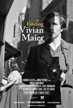 Dirigida por John Maloof, Charlie Siskel (2013). A documentary on the late #VivianMaier, a nanny whose previously unknown cache of 100,000 photographs earned her a posthumous reputation as one of the most accomplished street photographers. #streetphotography