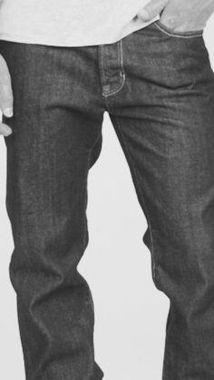 Paper Denim & Cloth Asher Straight Men's Black Jeans Size 42 X 29 New! $98 #PaperDenimCloth #ClassicStraightLeg