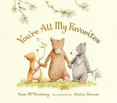 You're All My Favorites | Sam McBratney, Anita Jeram