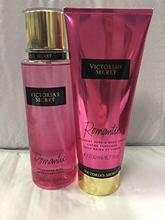 Victorias Secret Romantic Bundle Fragrance Mist Fragrant Hand and Body Cream -- Be sure to check out this awesome product. Bath And Body Works Perfume, Perfume Body Spray, Victoria Secret Fragrances, Victoria Secret Perfume, Victoria Secret Lotion, Parfum Victoria's Secret, Victoria Secret Body Spray, Fragrance Mist, Body Lotions