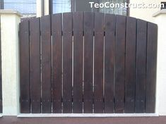 Garduri din lemn Oradea 1