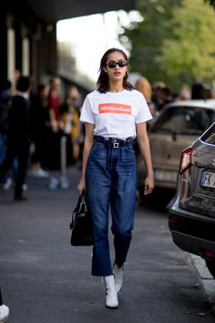 Best Street Style Looks of MFW Spring 2018