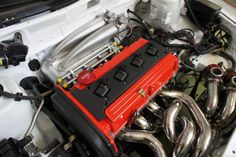 Interesting Dual Plenum Intake Manifold