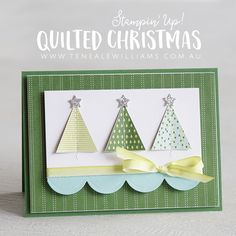 Quilted Christmas – Teneale Williams