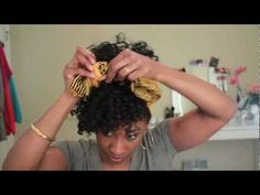 ▶ How To: Wear a Head-Scarf (3 Ways) - YouTube