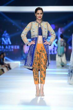 Cybil Chaudhry for Nida Azwer PSFW15