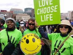 CHOICE42 AT THE MARCH FOR LIFE 2017 — Choice42