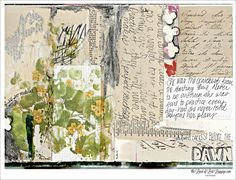 Julie Prichard, from her blog The Land of Lost Luggage