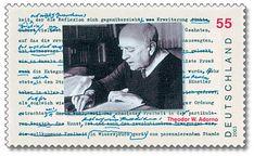 Image-Postwertzeichen DPAG - 100. Geburtstag Theodor W. Adorno 2003.jpg