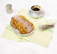 Natal Panelinha: Rabanada de pão de fôrma para o café da manhã