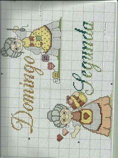 Cross Stitch Charts, Patches, Bullet Journal, Camilla, Cross Stitch Art, Farmhouse Rugs, Kids Fun, Crochet Fruit, Alphabet