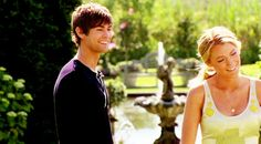 blake lively, chace crawford, gossip girl