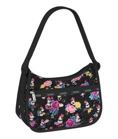 Minnie Mouse Floral Park LeSportsac #MinnieStyle