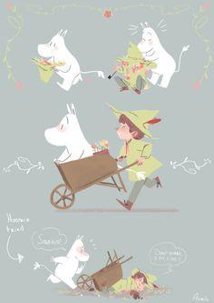 moomins | Tumblr