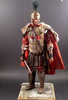 Roman General, Germania 180 A.D. - OSW: One Sixth Warrior Forum