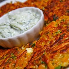 Savory Pumpkin and Feta Fritters Recipe - Key Ingredient More