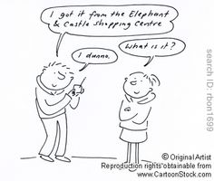 'I got it from the Elephant and Castle shopping centre...' by Brooks, Rosie